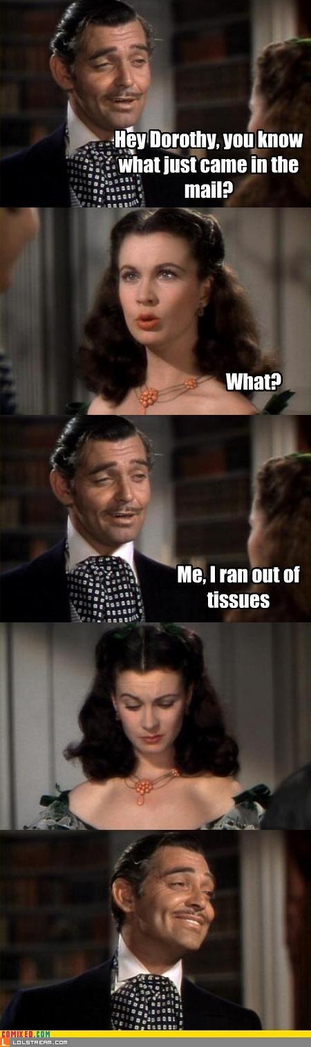 Hey Dorothy...