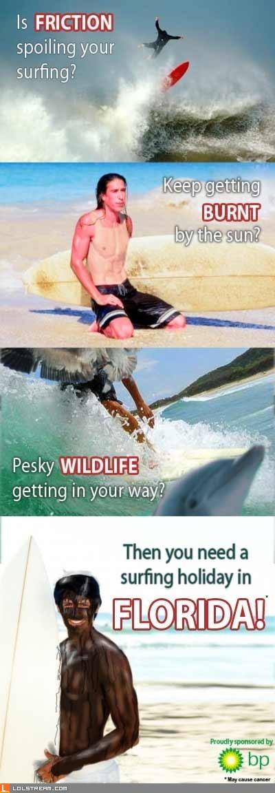 Surfing problems?