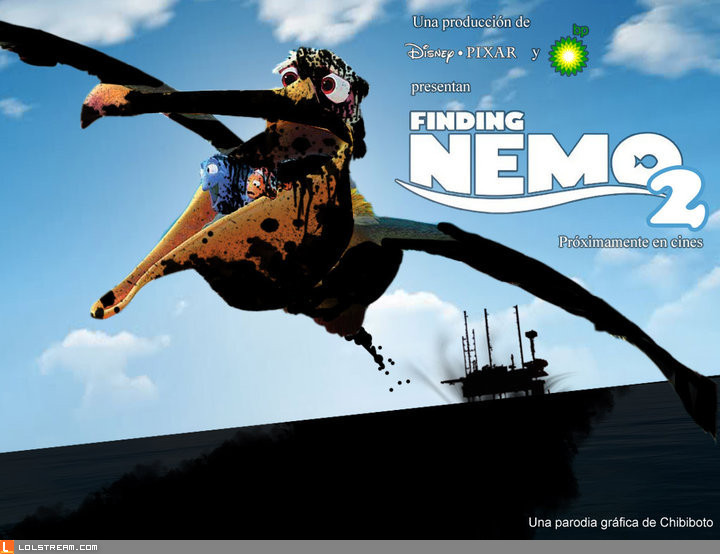 Finding Nemo 2: BP Edition