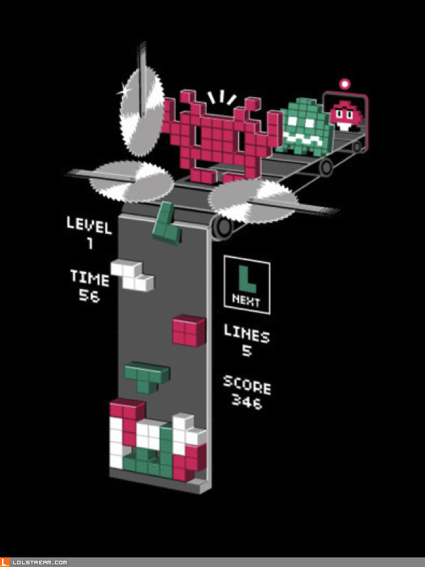 An inconvenient truth (about tetris)