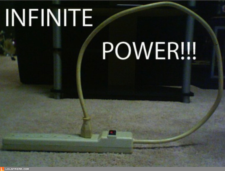 Infinite Power!!!