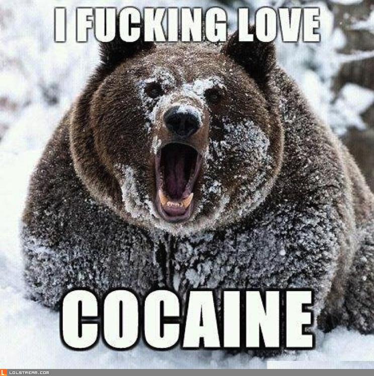 COCAINE!!!!