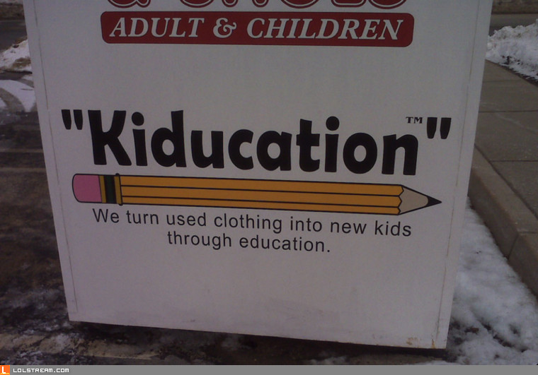 Kiducation