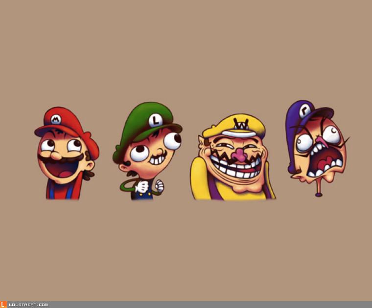 Hmmm, you guys look familiar