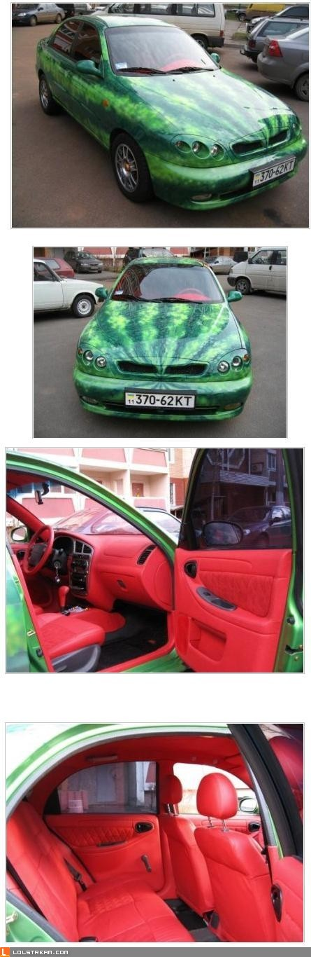 Watermelon-mobile