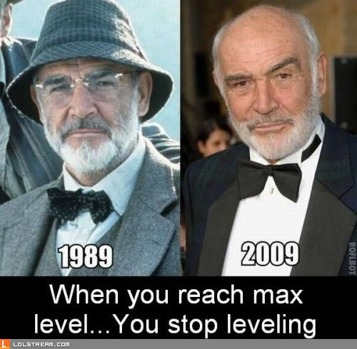 Max Level Achieved