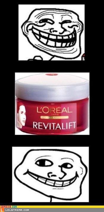 Tr'olléal Revitalift