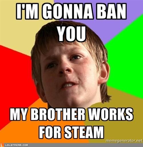 Angry Gamer Kid