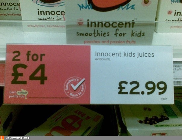 My favourite type of juice!