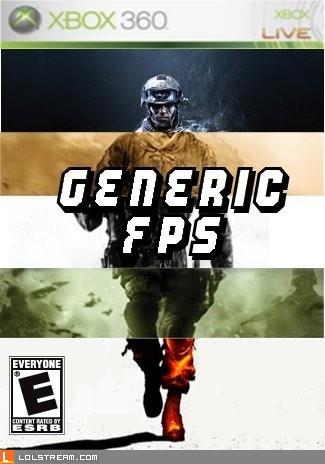 Generic FPS