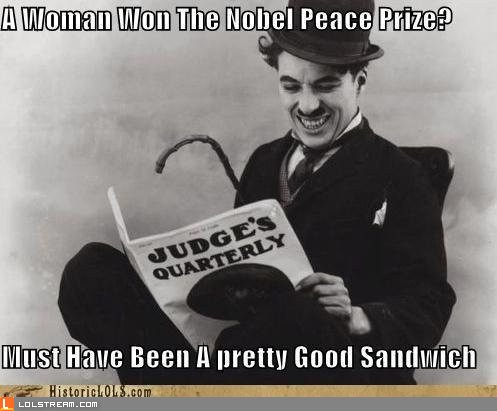 Nobel Peace Prize Winner