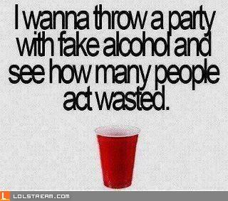 Fake Alcohol Prank