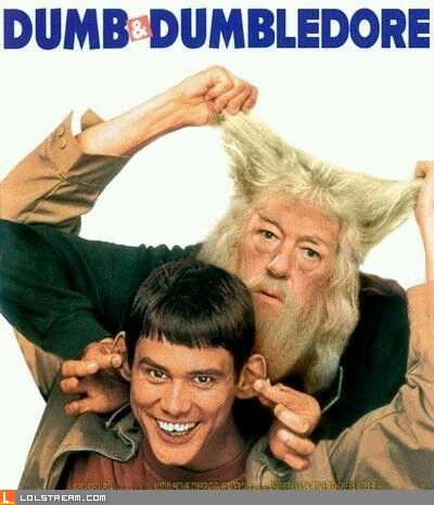 Dumb and Dumbledore