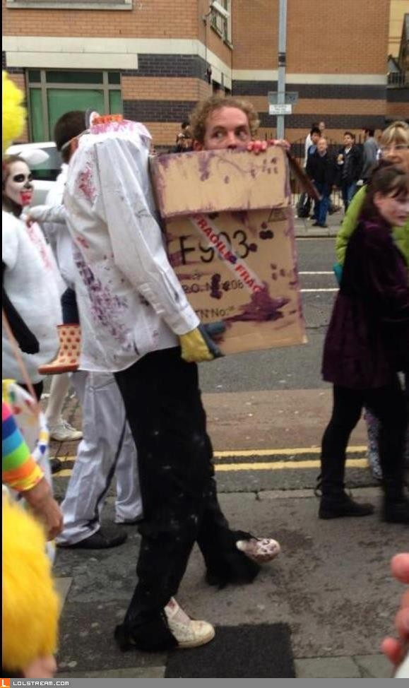 Ingenious Costume
