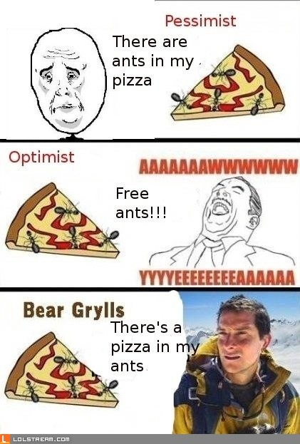 Ants On My Pizza