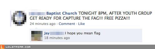 Capture the Fag!!