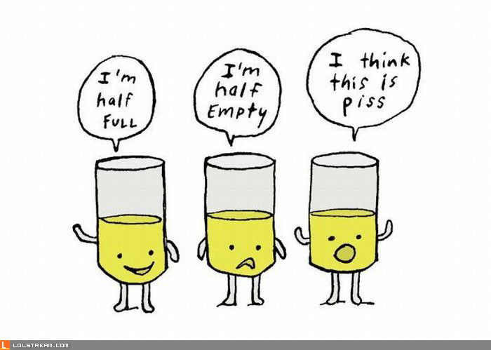 Which glass are you?
