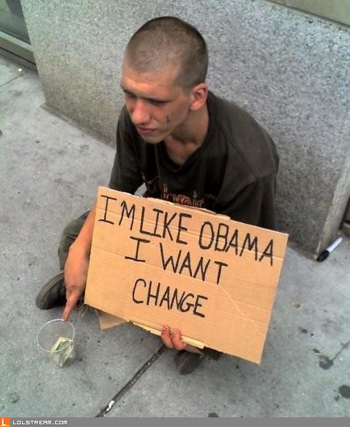 I'm like Obama