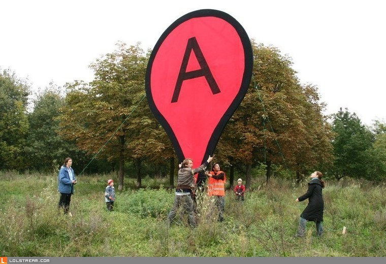 IRL Google Maps