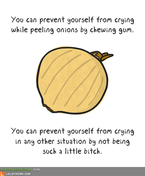 Crying prevention