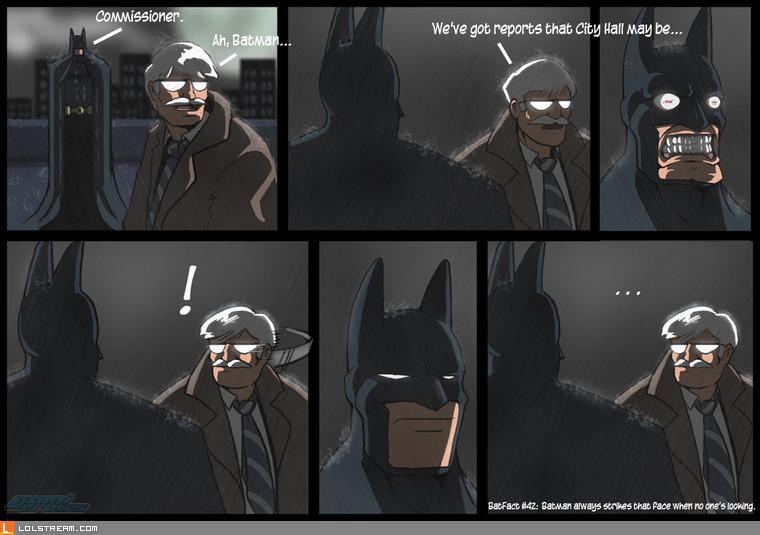 Batman Fact #42