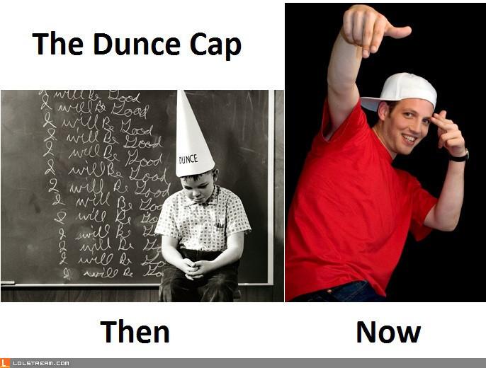 The Dunce Cap