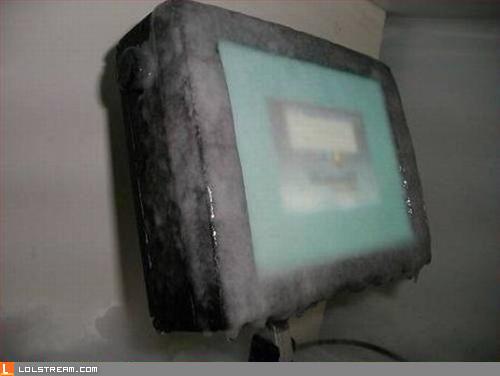 Windows has frozen