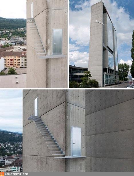 Evil architect