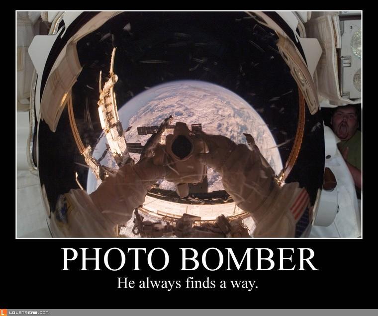 Photo Bomber