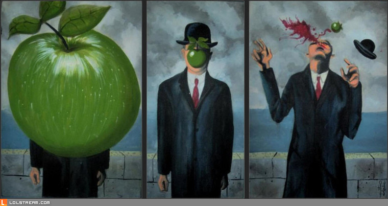 Magritte explained