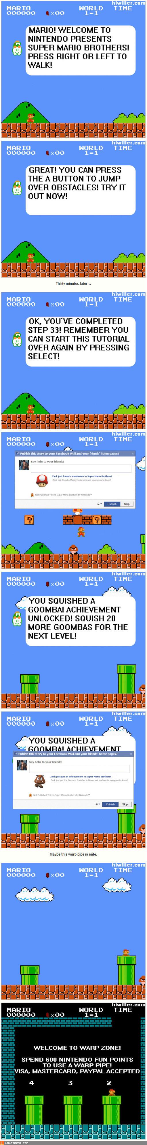 Modern-Day Mario