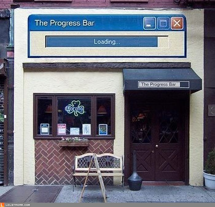 The Progress Bar