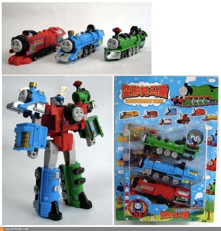 Thomas Transformer