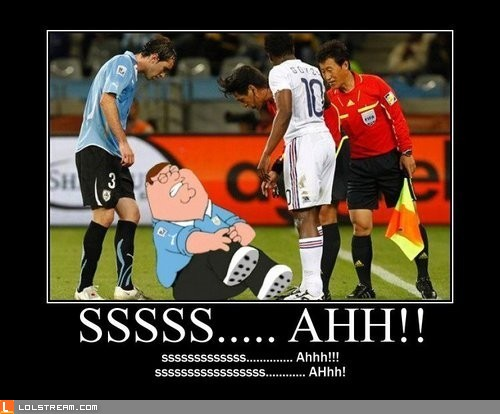 Football Family Guy