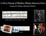 History of African-American Music