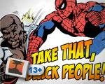 Racist Spiderman