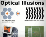 Four Optical Illusions