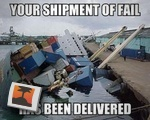 Fail Shipment