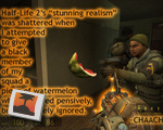 Half-Life 2&#039;s &quot;stunning realism&quot;...