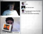 Awkward Chat roulette