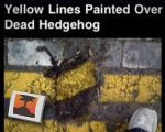 Line painting fail