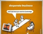 Desperate Business