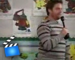 Zach Galifianakis Stand Up at a PreSchool