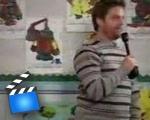 Zach Galifianakis Stand Up at a PreSchool