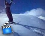 Epic ski jump!!