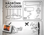 IKEA Large Hadron Collider