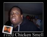 Fried Chicken Smell