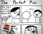 The perfect pun