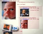 Racist baby