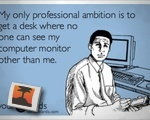 Professional Ambition